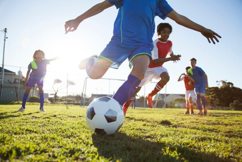Белорусы примут участие в тренировках по футболу в рамках «Футбола для дружбы»