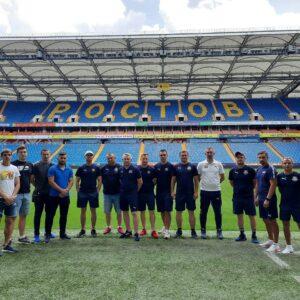 Академия Футбольного клуба «Ростов» провела семинар на «Ростов Арене»